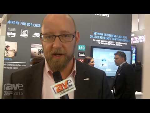 ISE 2015: Panasonic Exhibits PTJW130 Space Player
