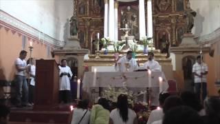 Dios los hace y ellos se juntan - Santa Misa del XXV aniversario del Padre José Juan