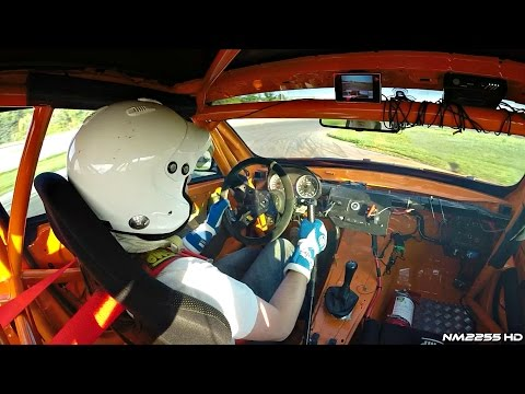 BMW M3 E92 Akrapovic Exhaust OnBoard Drifting Ride