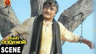 NTR Excellent Dialogues || Climax Scene || Major ChandraKanth Scene