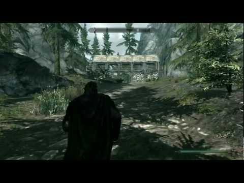 Skyrim - how to visit Hammerfell, Cyrodiil, Morrowind