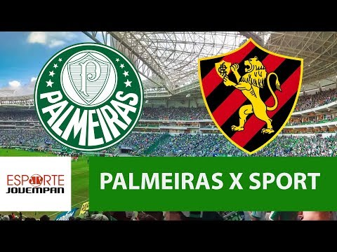 Palmeiras 2 X 3 Sport - 26/05/18 - Brasileirão