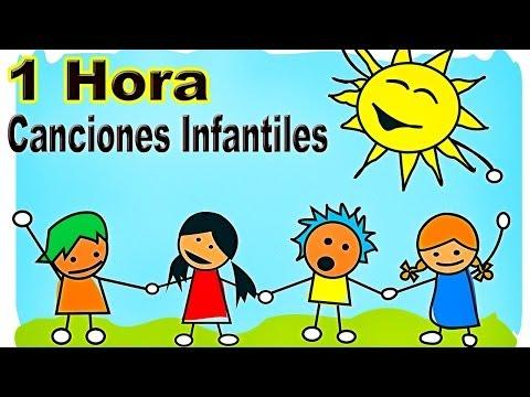 1 Hora ♫ Canciones Infantiles ♫ Videos Educativos para Niños ♫ Melodías para aprender #