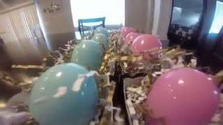 Baby Gender Reveal to Family: Girl or Boy?