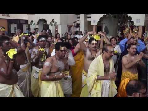 Shri Lakshmi Narayan Mandir Riverside CA USA  Kavadi utsavam...