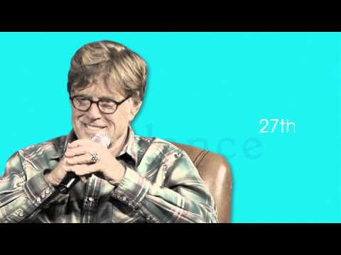 Robert Redford Interview - 10 Days of Sundance Film Festival