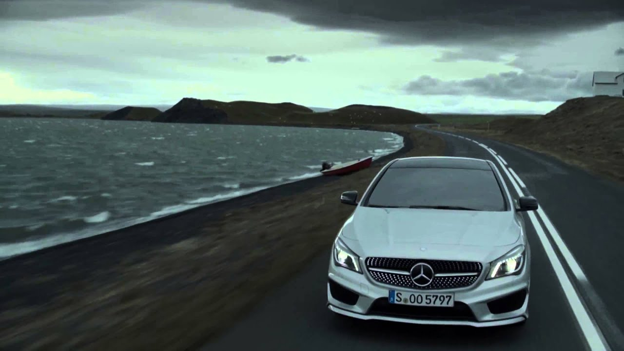 Mercedes benz tv untamed the new cla youtube for Mercedes benz tv