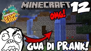 GUA KENA PRANK!? - Minecraft Indonesia : Viva SMP #12