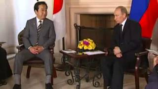 Jun 19, 2012 Mexico_Russian president, Japanese PM hold talks in Mexico
