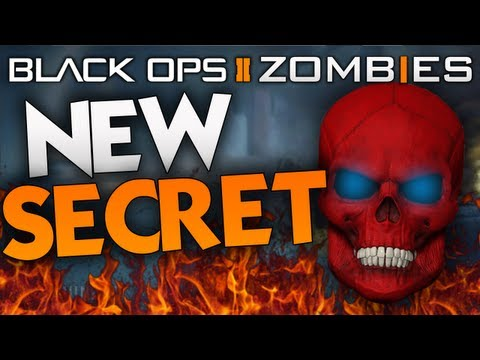 Black Ops 2 Zombies | Secret Insta Kill Upgrade Explained (BO2 TranZit Red Insta Kill)