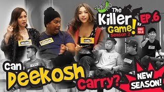 The Killer Game By Uniqlo S2EP6 - Can Deekosh carry?
