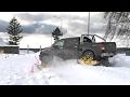 Обзор Гусениц Trackngo на Toyota Tundra mp3