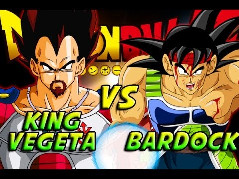 King Vegeta vs Frieza King Vegeta vs Bardock
