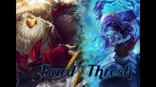 Bard and thresh montage #4 (dual montage)