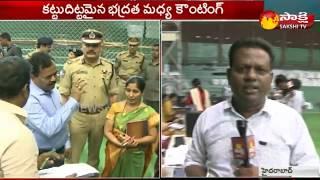 All Arrangements Set For Telangana Election Counting In L.B.Stadium -- Sakshi TV - netivaarthalu.com