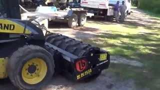 Video Vibratory Roller Euro Implementos 12CVLP1550