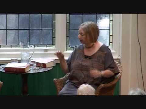 Hilary Mantel - Wolf Hall Daunt Debate, Part one