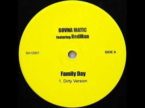Govna Matic - Family Day (Feat. Redman, Pacewon, Runt Dog, Tame One & Young Zee) (1997)
