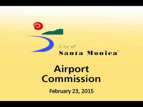Airport Commission Presentation: Leasing Agreement Guideline Recommendation Modification