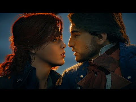 ASSASSIN'S CREED UNITY FULL MOVIE [HD] (2014) | Gameplay / Cutscenes / Ending