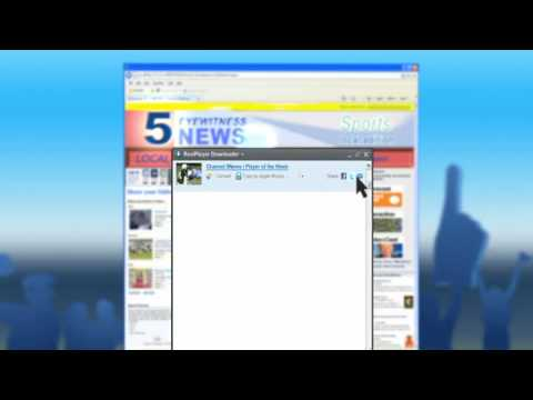 Free Media Player  Flash, Video   Media Player Download   RealPlayer.flv