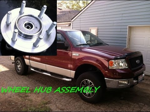 2004 - 2005 Ford F150 Wheel Hub Assembly Replacement