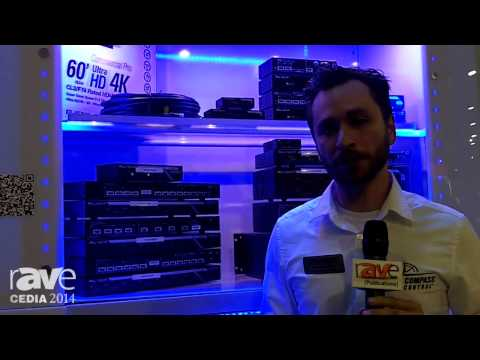 CEDIA 2014: Key Digital Showcases Its Comprehensive Champion Series HDMI Matrix Switchers