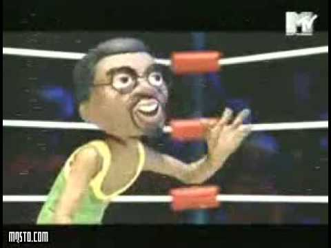 Celebrity Deathmatch Quentin Tarantino Vs Spike Lee