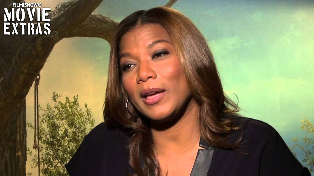 Queen Latifah 'Angela' talks about Miracles From Heaven (2016) Official Interview