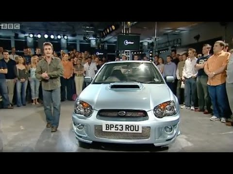 Mitsubishi Evo 8 car review - Top Gear - BBC
