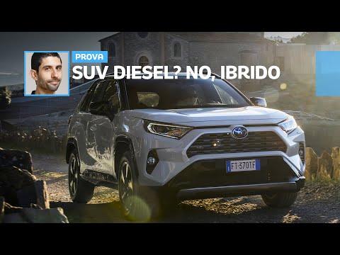 Nuova Toyota RAV4 ibrida: da guidare è grintosa come da fuori?