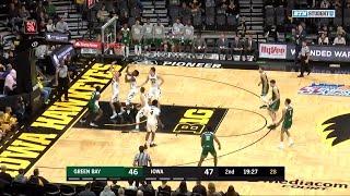 Highlights: Green Bay at Iowa | Big Ten Basketball