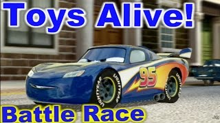 Cars 2: The video Game - Lightyear Lightning - Battle Race on Hyde Tour