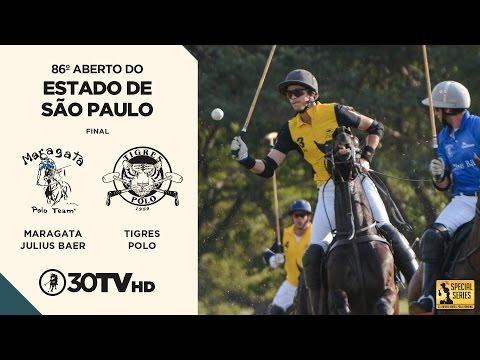 Aberto do Estado de Sao Paulo 2016 - Maragata Julius Baer x Tigres Polo