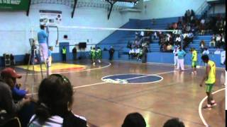Copa Canela 2014 | Pangoras ecuavolley | Cesar vs Emerson | Machachi vs Emerson |