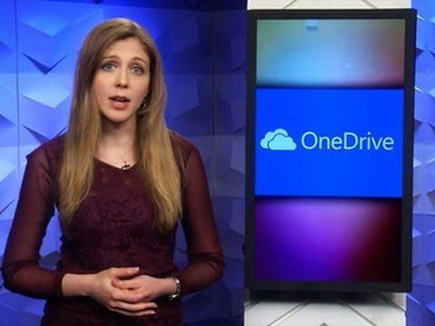 CNET Update - Microsoft SkyDrive becomes OneDrive