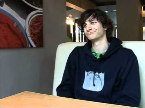 Gotye interview 2008 - Wouter de Backer (part 4)