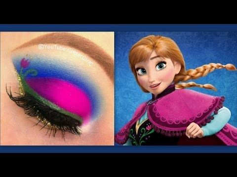 Anna Makeup Tutorial