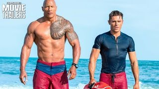 BAYWATCH | All new international trailer for the action comedy