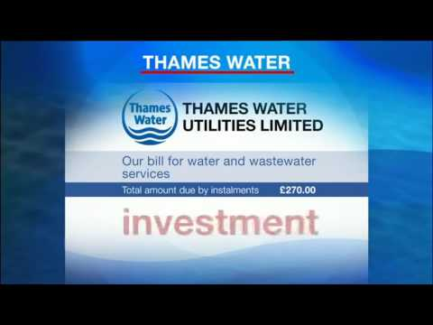 Thames Water investigation for BBC London