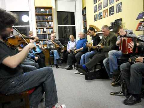 Irish Traditional Music Archive - Dublin Culture Night 2012