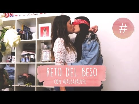 KISS CHALLENGE con MI NOVIA - DULCEIDA