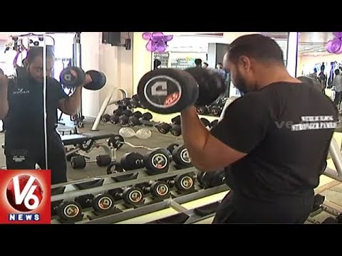 Fitness Trainers Warns People Over Home Workout Apps | Hyderabad | V6 News