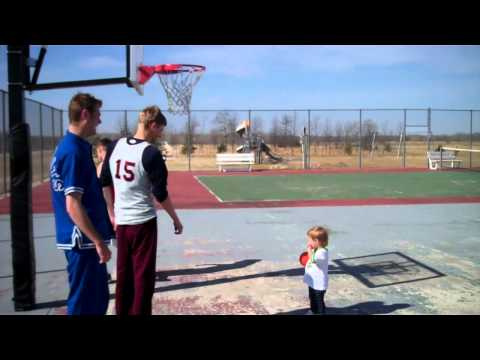 March Madness DunkFest: Karlstad, MN
