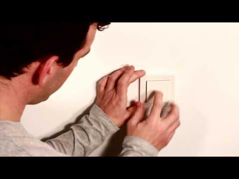 Mini Varialuce Wireless Intensità Luci Domotica CoCo AWMR-210