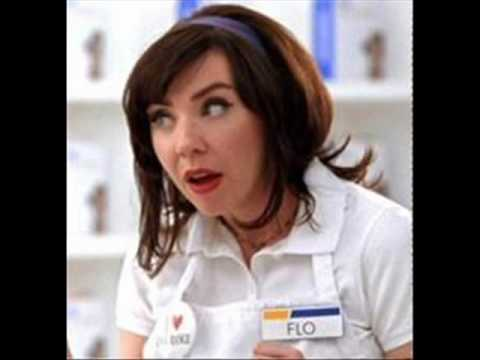 Flo the Progressive Insurance Girl