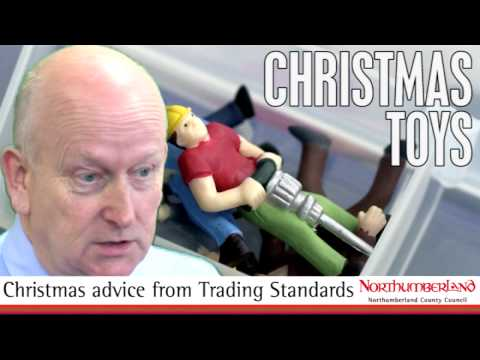 Christmas Shopping Guide - Trading Standards