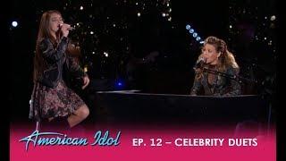 "Download Lagu Mara Justine & Rachel Platten Duet ""Fight Song"" By Platten – STUNNING! | American Idol 2018 Gratis STAFABAND"
