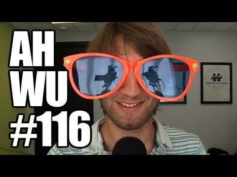 Achievement Hunter Weekly Update #116 (Week of June 11th, 2012)