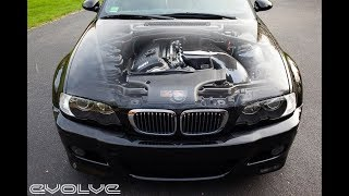 Evolve BMW 3 Series E46 M3 Carbon Airbox